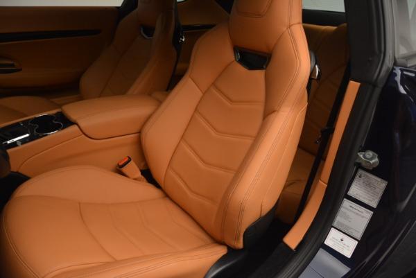 New 2017 Maserati GranTurismo Coupe Sport for sale Sold at Alfa Romeo of Greenwich in Greenwich CT 06830 15