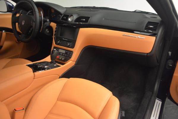 New 2017 Maserati GranTurismo Coupe Sport for sale Sold at Alfa Romeo of Greenwich in Greenwich CT 06830 19