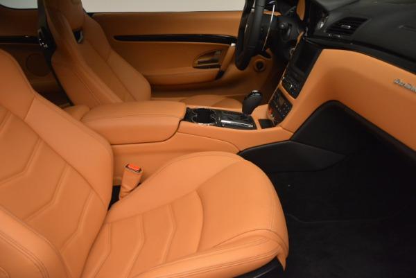 New 2017 Maserati GranTurismo Coupe Sport for sale Sold at Alfa Romeo of Greenwich in Greenwich CT 06830 20