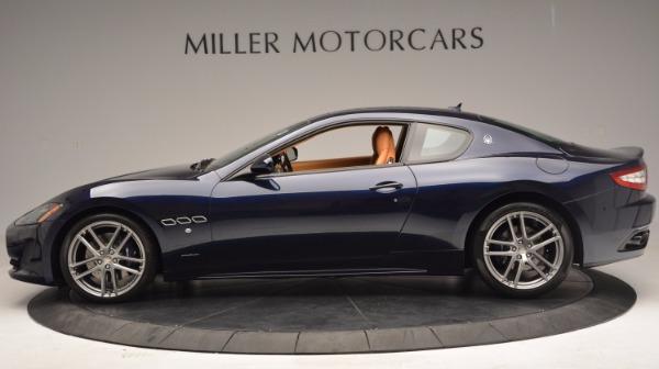 New 2017 Maserati GranTurismo Coupe Sport for sale Sold at Alfa Romeo of Greenwich in Greenwich CT 06830 3