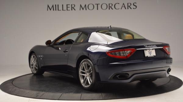 New 2017 Maserati GranTurismo Coupe Sport for sale Sold at Alfa Romeo of Greenwich in Greenwich CT 06830 5