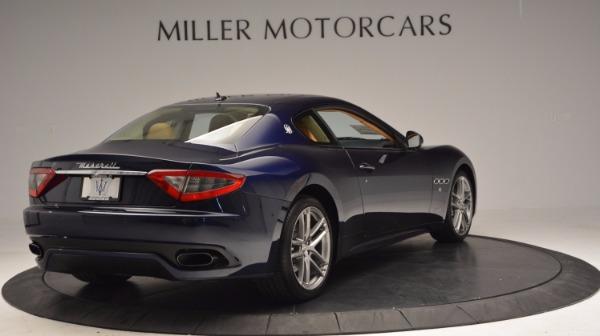 New 2017 Maserati GranTurismo Coupe Sport for sale Sold at Alfa Romeo of Greenwich in Greenwich CT 06830 7