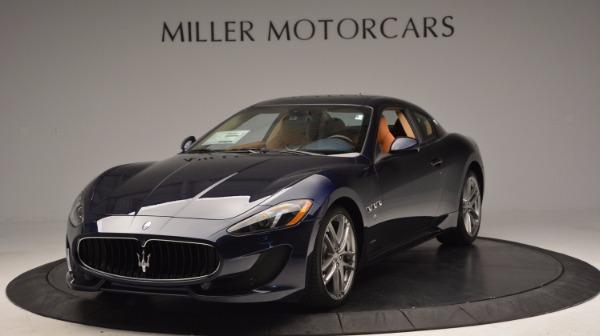 New 2017 Maserati GranTurismo Coupe Sport for sale Sold at Alfa Romeo of Greenwich in Greenwich CT 06830 1