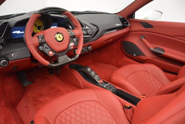 Used 2017 Ferrari 488 Spider for sale Sold at Alfa Romeo of Greenwich in Greenwich CT 06830 25