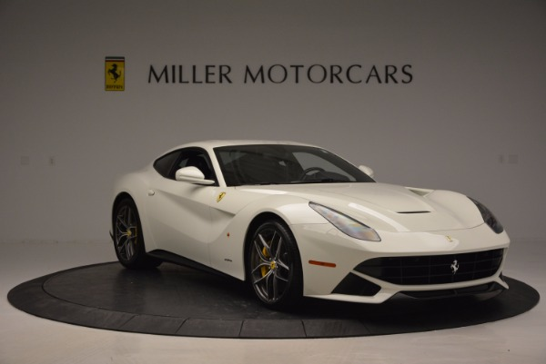 Used 2017 Ferrari F12 Berlinetta for sale Sold at Alfa Romeo of Greenwich in Greenwich CT 06830 11