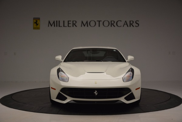 Used 2017 Ferrari F12 Berlinetta for sale Sold at Alfa Romeo of Greenwich in Greenwich CT 06830 12