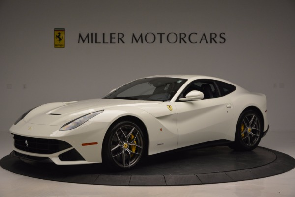 Used 2017 Ferrari F12 Berlinetta for sale Sold at Alfa Romeo of Greenwich in Greenwich CT 06830 2