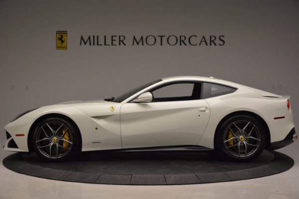 Used 2017 Ferrari F12 Berlinetta for sale Sold at Alfa Romeo of Greenwich in Greenwich CT 06830 3