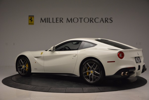 Used 2017 Ferrari F12 Berlinetta for sale Sold at Alfa Romeo of Greenwich in Greenwich CT 06830 4