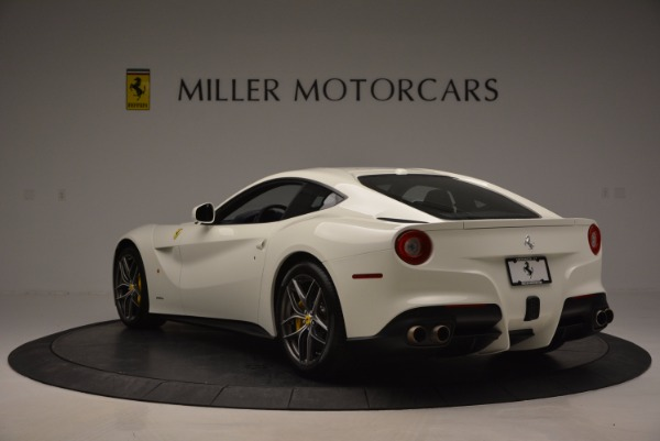 Used 2017 Ferrari F12 Berlinetta for sale Sold at Alfa Romeo of Greenwich in Greenwich CT 06830 5