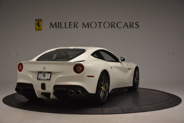 Used 2017 Ferrari F12 Berlinetta for sale Sold at Alfa Romeo of Greenwich in Greenwich CT 06830 7