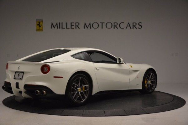 Used 2017 Ferrari F12 Berlinetta for sale Sold at Alfa Romeo of Greenwich in Greenwich CT 06830 8