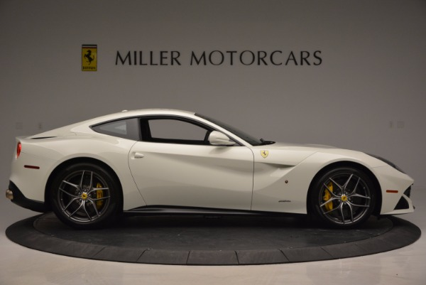 Used 2017 Ferrari F12 Berlinetta for sale Sold at Alfa Romeo of Greenwich in Greenwich CT 06830 9