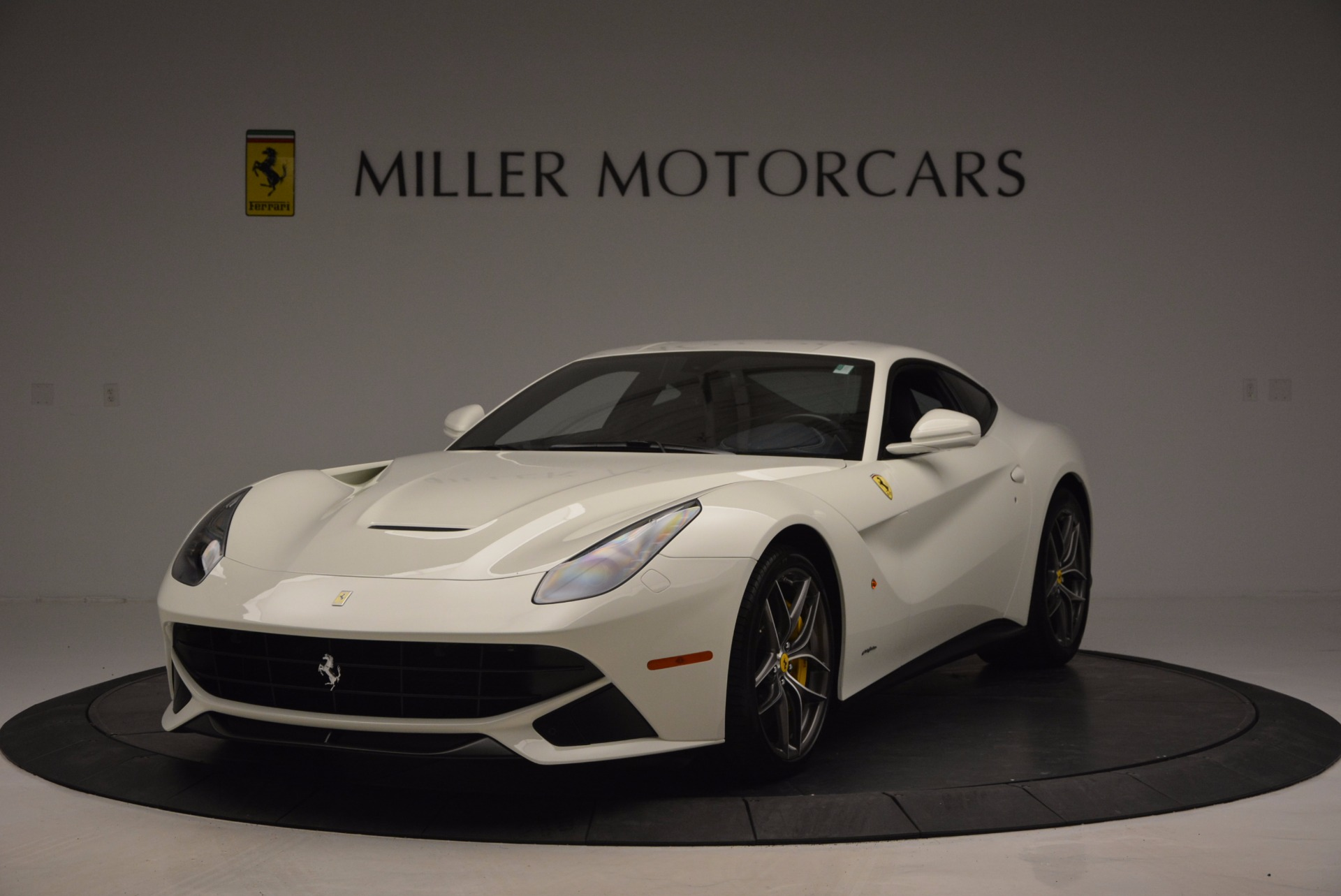 Used 2017 Ferrari F12 Berlinetta for sale Sold at Alfa Romeo of Greenwich in Greenwich CT 06830 1