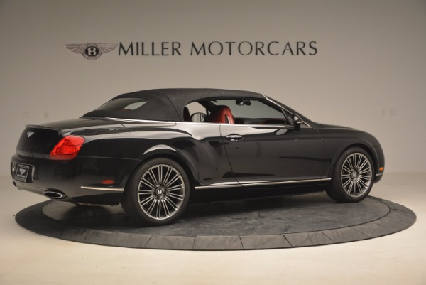 Used 2010 Bentley Continental GT Speed for sale Sold at Alfa Romeo of Greenwich in Greenwich CT 06830 21