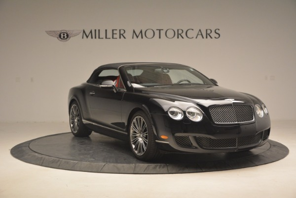 Used 2010 Bentley Continental GT Speed for sale Sold at Alfa Romeo of Greenwich in Greenwich CT 06830 24
