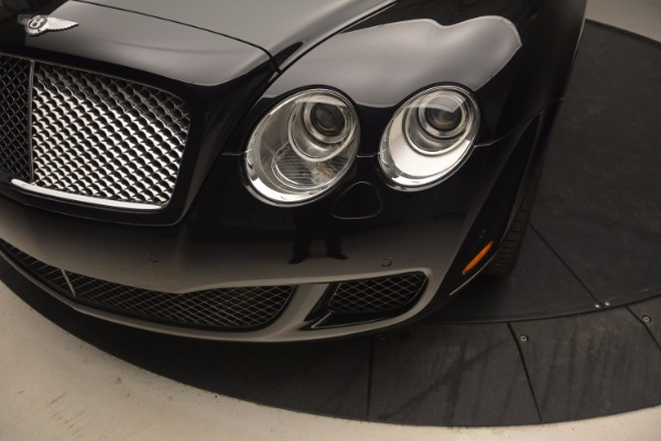 Used 2010 Bentley Continental GT Speed for sale Sold at Alfa Romeo of Greenwich in Greenwich CT 06830 27