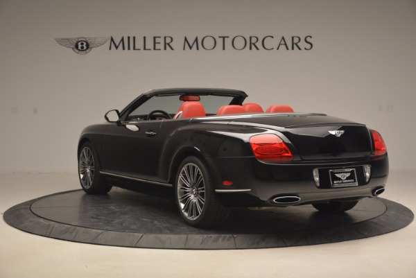Used 2010 Bentley Continental GT Speed for sale Sold at Alfa Romeo of Greenwich in Greenwich CT 06830 5