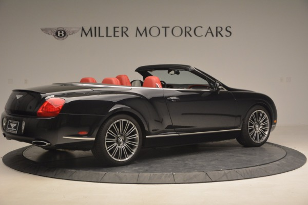 Used 2010 Bentley Continental GT Speed for sale Sold at Alfa Romeo of Greenwich in Greenwich CT 06830 8