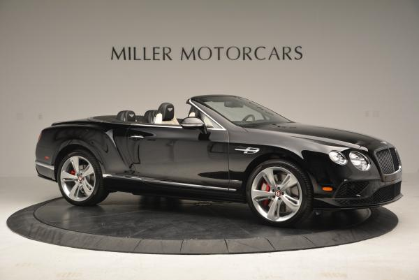New 2016 Bentley Continental GT V8 S Convertible for sale Sold at Alfa Romeo of Greenwich in Greenwich CT 06830 10