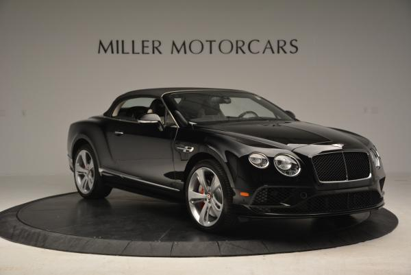 New 2016 Bentley Continental GT V8 S Convertible for sale Sold at Alfa Romeo of Greenwich in Greenwich CT 06830 23