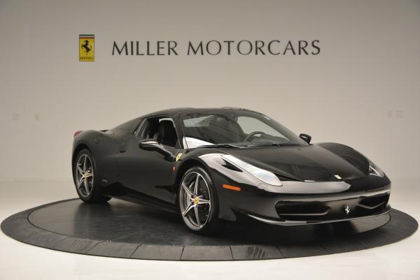 Used 2012 Ferrari 458 Spider for sale Sold at Alfa Romeo of Greenwich in Greenwich CT 06830 23