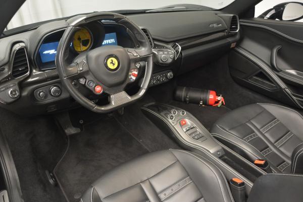 Used 2012 Ferrari 458 Spider for sale Sold at Alfa Romeo of Greenwich in Greenwich CT 06830 25
