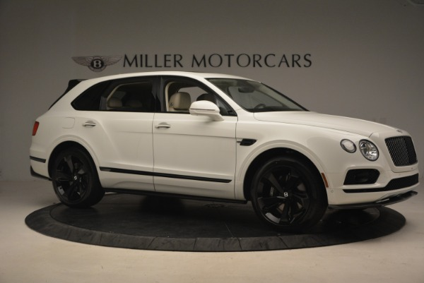 Used 2018 Bentley Bentayga Black Edition for sale Call for price at Alfa Romeo of Greenwich in Greenwich CT 06830 10