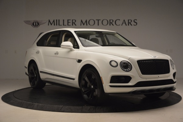 Used 2018 Bentley Bentayga Black Edition for sale Call for price at Alfa Romeo of Greenwich in Greenwich CT 06830 11