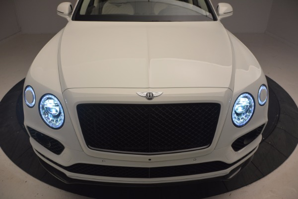 Used 2018 Bentley Bentayga Black Edition for sale Call for price at Alfa Romeo of Greenwich in Greenwich CT 06830 16