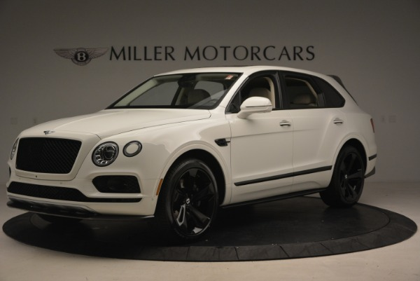 Used 2018 Bentley Bentayga Black Edition for sale Call for price at Alfa Romeo of Greenwich in Greenwich CT 06830 2