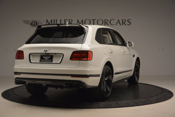 Used 2018 Bentley Bentayga Black Edition for sale Call for price at Alfa Romeo of Greenwich in Greenwich CT 06830 7