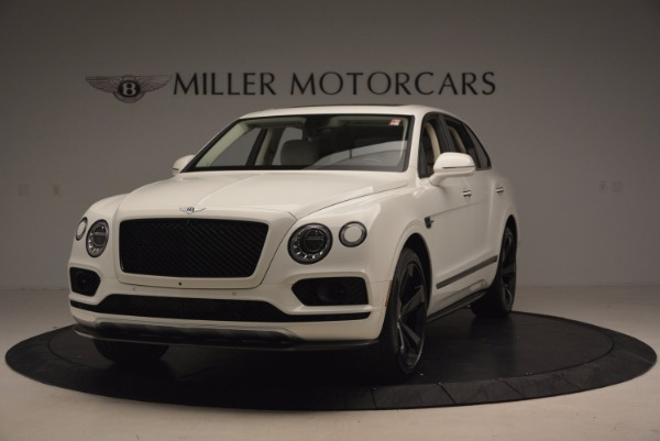Used 2018 Bentley Bentayga Black Edition for sale Call for price at Alfa Romeo of Greenwich in Greenwich CT 06830 1
