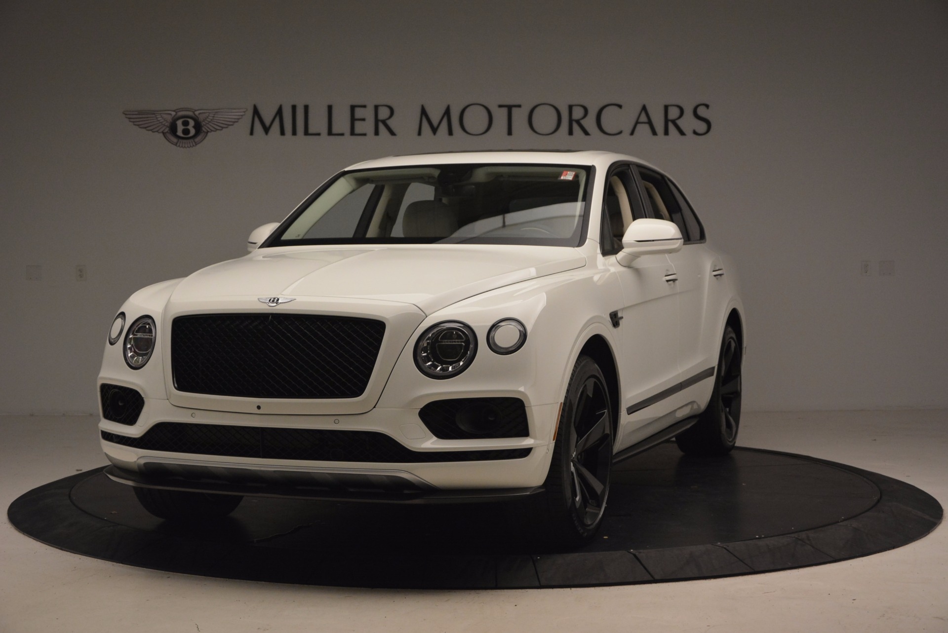 Used 2018 Bentley Bentayga Black Edition for sale Sold at Alfa Romeo of Greenwich in Greenwich CT 06830 1