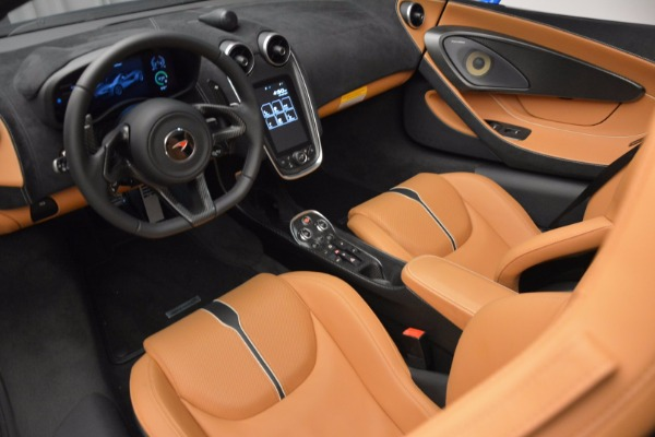 Used 2018 McLaren 570S Spider for sale Call for price at Alfa Romeo of Greenwich in Greenwich CT 06830 26