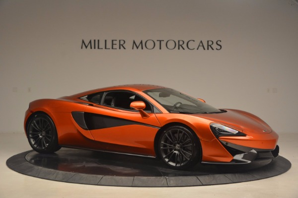 Used 2017 McLaren 570S for sale Sold at Alfa Romeo of Greenwich in Greenwich CT 06830 12