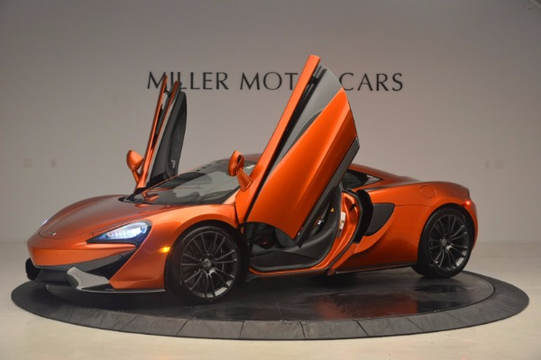 Used 2017 McLaren 570S for sale Sold at Alfa Romeo of Greenwich in Greenwich CT 06830 16