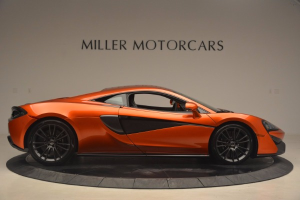 Used 2017 McLaren 570S for sale Sold at Alfa Romeo of Greenwich in Greenwich CT 06830 9
