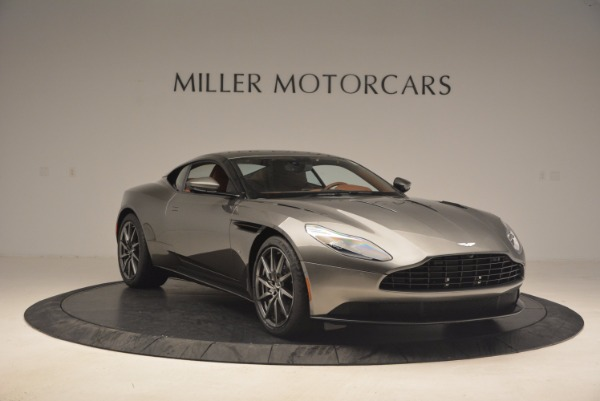 Used 2017 Aston Martin DB11 for sale Sold at Alfa Romeo of Greenwich in Greenwich CT 06830 11