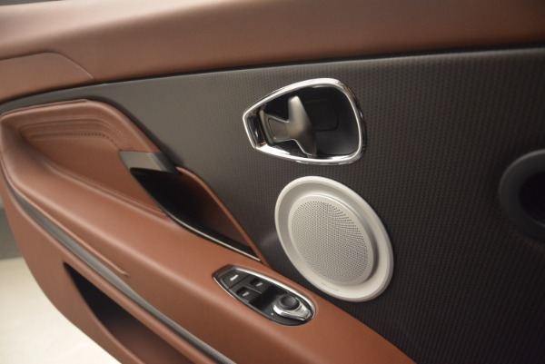 Used 2017 Aston Martin DB11 for sale Sold at Alfa Romeo of Greenwich in Greenwich CT 06830 17