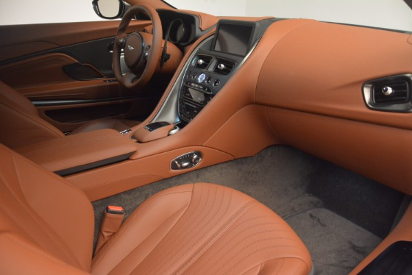Used 2017 Aston Martin DB11 for sale Sold at Alfa Romeo of Greenwich in Greenwich CT 06830 19