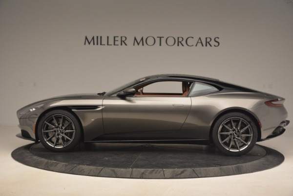 Used 2017 Aston Martin DB11 for sale Sold at Alfa Romeo of Greenwich in Greenwich CT 06830 3