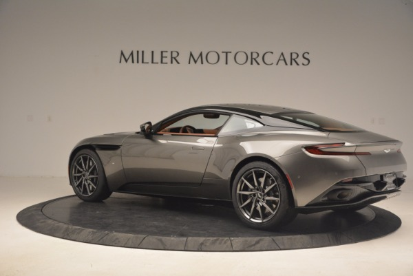 Used 2017 Aston Martin DB11 for sale Sold at Alfa Romeo of Greenwich in Greenwich CT 06830 4