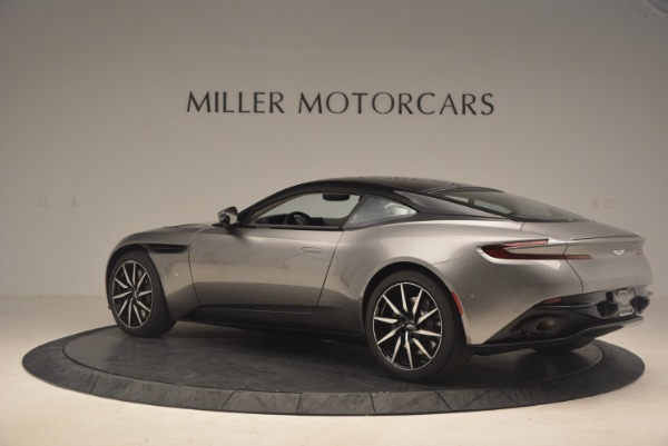 New 2017 Aston Martin DB11 for sale Sold at Alfa Romeo of Greenwich in Greenwich CT 06830 4