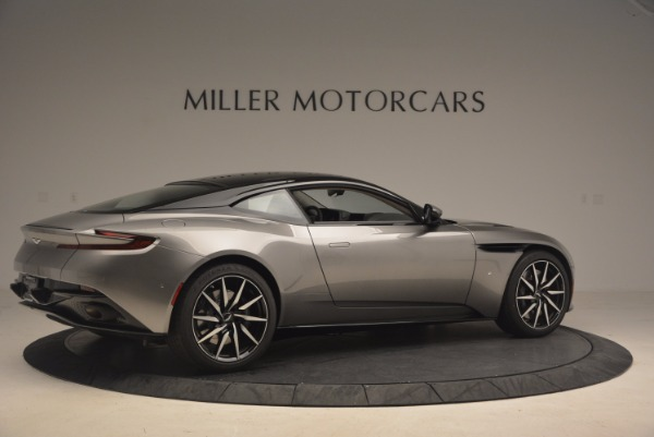 New 2017 Aston Martin DB11 for sale Sold at Alfa Romeo of Greenwich in Greenwich CT 06830 8