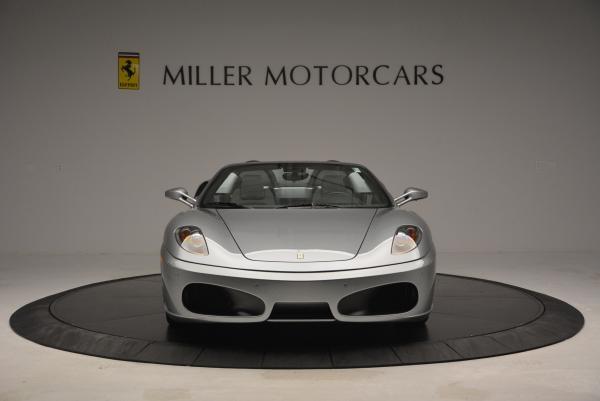 Used 2009 Ferrari F430 Spider F1 for sale Sold at Alfa Romeo of Greenwich in Greenwich CT 06830 12