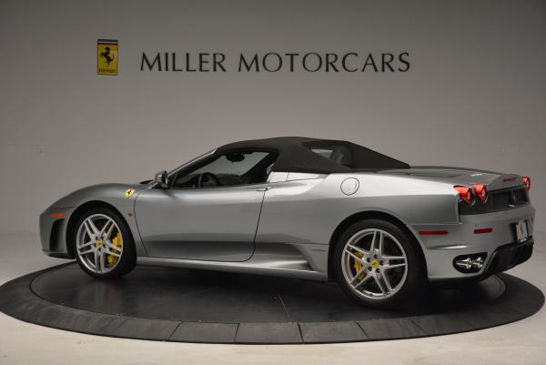 Used 2009 Ferrari F430 Spider F1 for sale Sold at Alfa Romeo of Greenwich in Greenwich CT 06830 16
