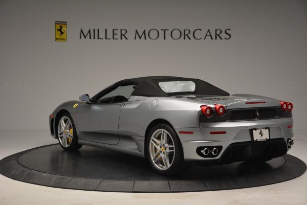 Used 2009 Ferrari F430 Spider F1 for sale Sold at Alfa Romeo of Greenwich in Greenwich CT 06830 17