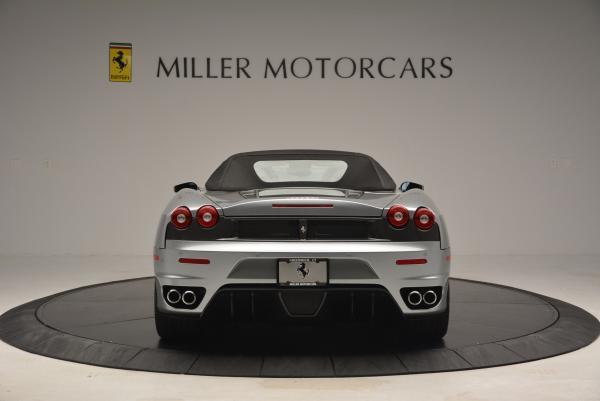 Used 2009 Ferrari F430 Spider F1 for sale Sold at Alfa Romeo of Greenwich in Greenwich CT 06830 18