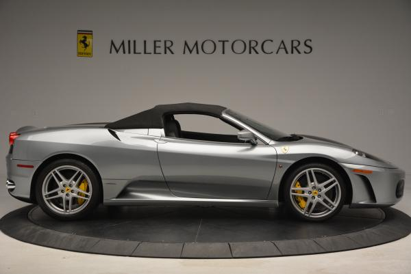Used 2009 Ferrari F430 Spider F1 for sale Sold at Alfa Romeo of Greenwich in Greenwich CT 06830 21